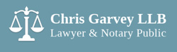 Chris Garvey Lawyer