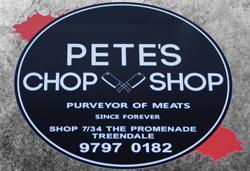 Petes Chop Shop